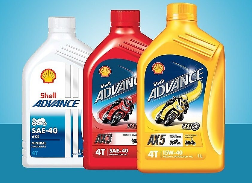 shell advance